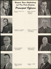 Page 13, 1957 Edition, The Apprentice School - Binnacle Yearbook (Newport News, VA) online yearbook collection