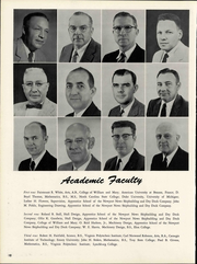 Page 16, 1957 Edition, The Apprentice School - Binnacle Yearbook (Newport News, VA) online yearbook collection