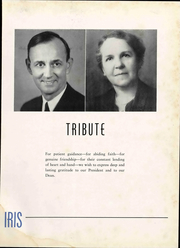 Page 13, 1940 Edition, Stratford College - Iris Yearbook (Danville, VA) online yearbook collection