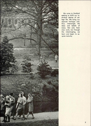 Page 13, 1967 Edition, Stratford College - Iris Yearbook (Danville, VA) online yearbook collection