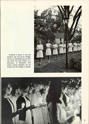 Page 15, 1967 Edition, Stratford College - Iris Yearbook (Danville, VA) online yearbook collection