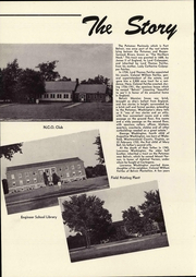 Page 14, 1951 Edition, Engineer Replacement Training Center - Yearbook (Fort Belvoir, VA) online yearbook collection