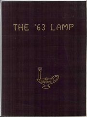 Page 1, 1963 Edition, Portsmouth General Hospital School of Nursing - Lamp Yearbook (Portsmouth, VA) online yearbook collection