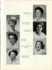 Page 13, 1963 Edition, Portsmouth General Hospital School of Nursing - Lamp Yearbook (Portsmouth, VA) online yearbook collection