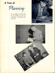Page 10, 1958 Edition, Clinch Valley College - Outpost Yearbook (Wise, VA) online yearbook collection