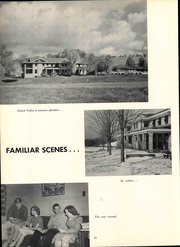 Page 16, 1958 Edition, Clinch Valley College - Outpost Yearbook (Wise, VA) online yearbook collection