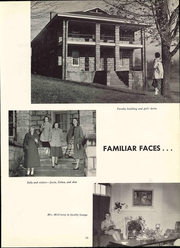 Page 17, 1958 Edition, Clinch Valley College - Outpost Yearbook (Wise, VA) online yearbook collection