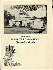 Page 5, 1973 Edition, Sparrow Road Intermediate School - Classbook Yearbook (Chesapeake, VA) online yearbook collection