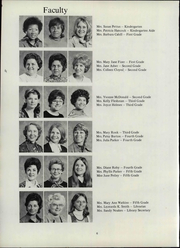 Page 8, 1975 Edition, Rippon Middle School - Yearbook (Woodbridge, VA) online yearbook collection
