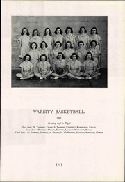 Page 59, 1945 Edition, St Annes School - Synopsis Yearbook (Charlottesville, VA) online yearbook collection