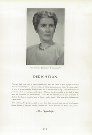 Page 11, 1951 Edition, St Annes School - Synopsis Yearbook (Charlottesville, VA) online yearbook collection