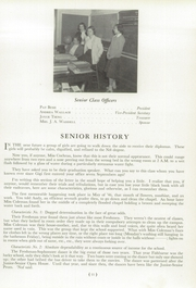 Page 15, 1951 Edition, St Annes School - Synopsis Yearbook (Charlottesville, VA) online yearbook collection