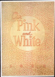 1953 Edition, Memorial Hospital School of Nursing - Pink and White Yearbook (Danville, VA)