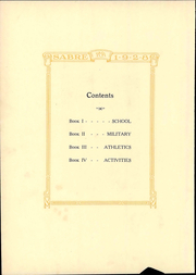 Page 14, 1928 Edition, Randolph Macon Academy - Sabre Yearbook (Bedford, VA) online yearbook collection
