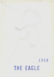 1958 Edition, Climax High School - Eagle Yearbook (Chatham, VA)