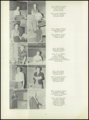 Page 10, 1958 Edition, Climax High School - Eagle Yearbook (Chatham, VA) online yearbook collection