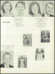 Page 13, 1958 Edition, Climax High School - Eagle Yearbook (Chatham, VA) online yearbook collection