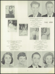 Page 14, 1958 Edition, Climax High School - Eagle Yearbook (Chatham, VA) online yearbook collection