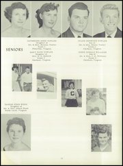 Page 15, 1958 Edition, Climax High School - Eagle Yearbook (Chatham, VA) online yearbook collection