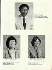 Page 11, 1979 Edition, Deep Creek Middle School - Junior Hornet Yearbook (Chesapeake, VA) online yearbook collection
