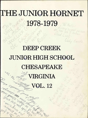 Page 7, 1979 Edition, Deep Creek Middle School - Junior Hornet Yearbook (Chesapeake, VA) online yearbook collection