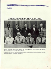 Page 9, 1979 Edition, Deep Creek Middle School - Junior Hornet Yearbook (Chesapeake, VA) online yearbook collection