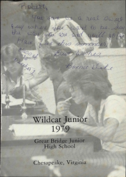Page 7, 1979 Edition, Great Bridge Middle School - Wildcat Junior Yearbook (Chesapeake, VA) online yearbook collection