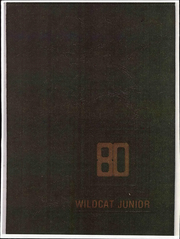 1980 Edition, Great Bridge Middle School - Wildcat Junior Yearbook (Chesapeake, VA)