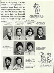Page 15, 1977 Edition, Botetourt Middle School - Patriot Yearbook (Fincastle, VA) online yearbook collection