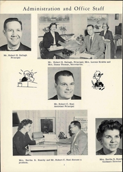 Page 10, 1960 Edition, George Wythe Junior High School - Owl Yearbook (Hampton, VA) online yearbook collection