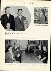 Page 12, 1960 Edition, George Wythe Junior High School - Owl Yearbook (Hampton, VA) online yearbook collection