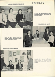Page 13, 1960 Edition, George Wythe Junior High School - Owl Yearbook (Hampton, VA) online yearbook collection