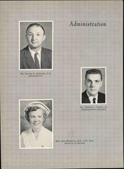 Page 12, 1960 Edition, Petersburg General Hospital School of Nursing - Round Caps Yearbook (Petersburg, VA) online yearbook collection