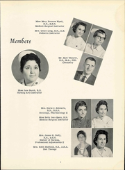 Page 15, 1960 Edition, Petersburg General Hospital School of Nursing - Round Caps Yearbook (Petersburg, VA) online yearbook collection