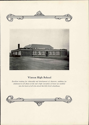 Page 13, 1933 Edition, Vinton High School - Roacovin Yearbook (Vinton, VA) online yearbook collection
