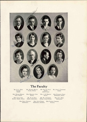 Page 15, 1933 Edition, Vinton High School - Roacovin Yearbook (Vinton, VA) online yearbook collection