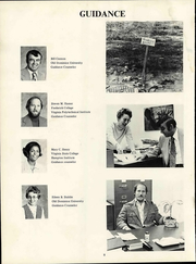 Page 14, 1975 Edition, Lynnhaven Junior High School - Sandfiddler Yearbook (Virginia Beach, VA) online yearbook collection