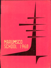 1968 Edition, Marumsco Elementary School - Yearbook (Woodbridge, VA)