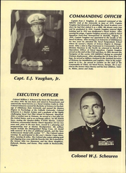 Page 10, 1974 Edition, University of Virginia Naval ROTC - Long Glass Yearbook (Charlottesville, VA) online yearbook collection
