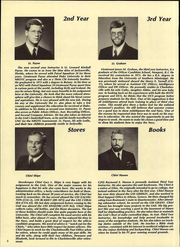 Page 12, 1974 Edition, University of Virginia Naval ROTC - Long Glass Yearbook (Charlottesville, VA) online yearbook collection