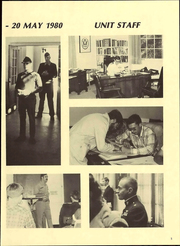 Page 9, 1974 Edition, University of Virginia Naval ROTC - Long Glass Yearbook (Charlottesville, VA) online yearbook collection