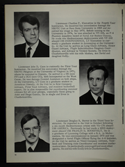 Page 14, 1977 Edition, University of Virginia Naval ROTC - Long Glass Yearbook (Charlottesville, VA) online yearbook collection