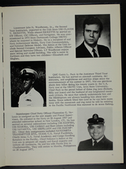 Page 15, 1977 Edition, University of Virginia Naval ROTC - Long Glass Yearbook (Charlottesville, VA) online yearbook collection