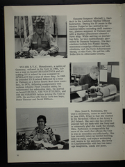 Page 16, 1977 Edition, University of Virginia Naval ROTC - Long Glass Yearbook (Charlottesville, VA) online yearbook collection