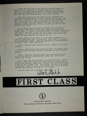 Page 17, 1977 Edition, University of Virginia Naval ROTC - Long Glass Yearbook (Charlottesville, VA) online yearbook collection
