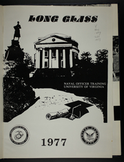 Page 5, 1977 Edition, University of Virginia Naval ROTC - Long Glass Yearbook (Charlottesville, VA) online yearbook collection