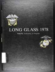 1978 Edition, University of Virginia Naval ROTC - Long Glass Yearbook (Charlottesville, VA)