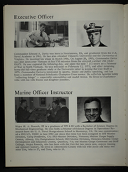 Page 10, 1978 Edition, University of Virginia Naval ROTC - Long Glass Yearbook (Charlottesville, VA) online yearbook collection