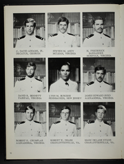 Page 16, 1978 Edition, University of Virginia Naval ROTC - Long Glass Yearbook (Charlottesville, VA) online yearbook collection