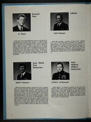 Page 10, 1981 Edition, University of Virginia Naval ROTC - Long Glass Yearbook (Charlottesville, VA) online yearbook collection